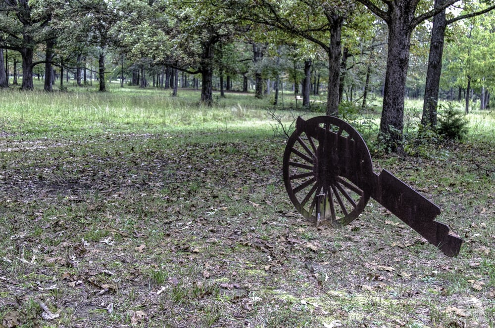 Cannon at Cowpens