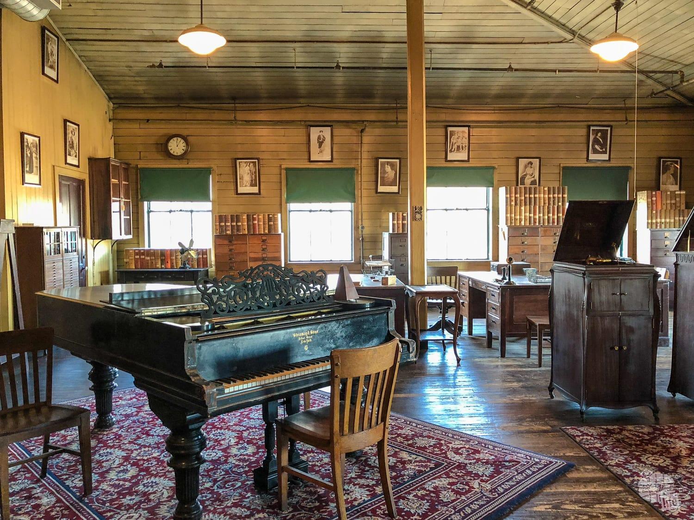 Edison's Music Room