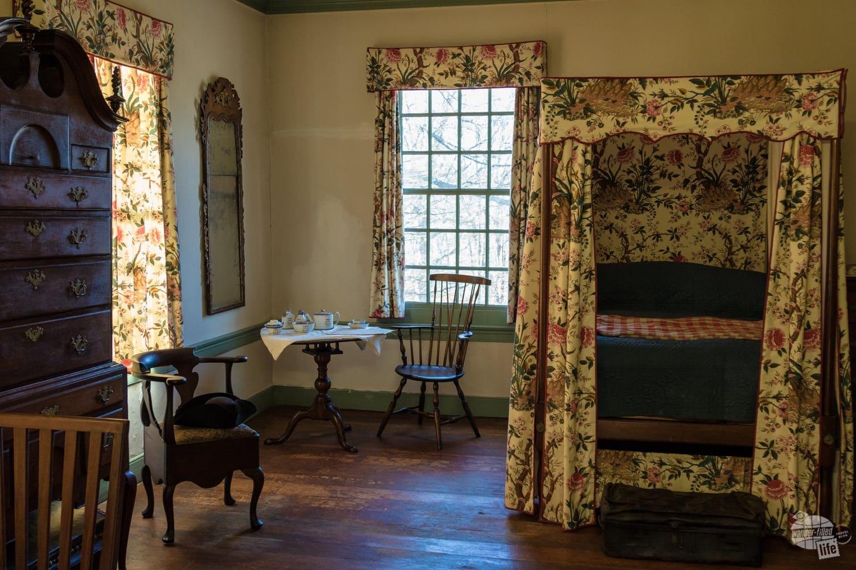 Washington's Bedroom