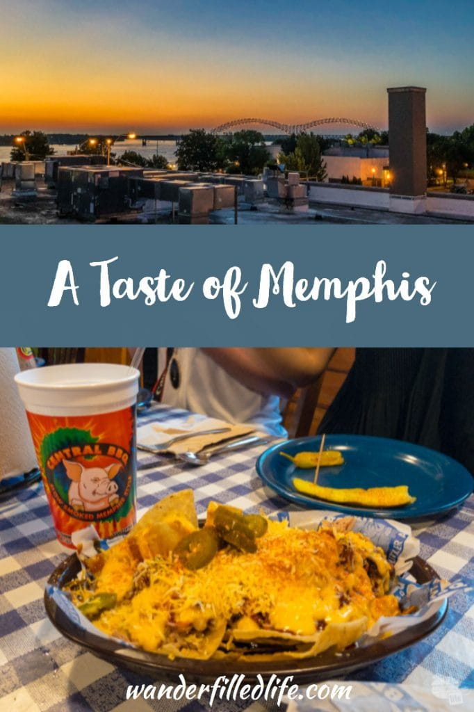 We went to Memphis for a conference and fell in love with the city just from its food. There is so much to see, experience and taste in Memphis.