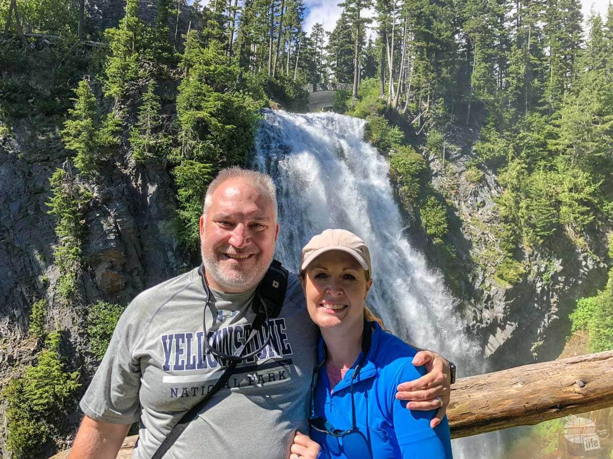 In Mt. Rainier National Park