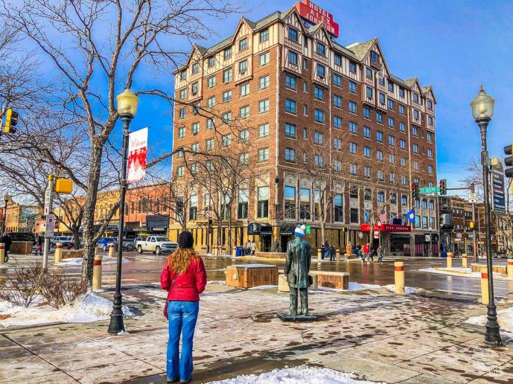 Hotel Alex Johnson in Rapid City,SD
