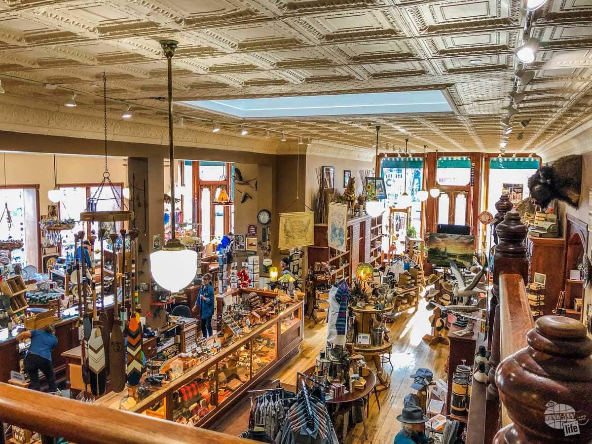 Prairie Edge Trading Post in Rapid City, SD