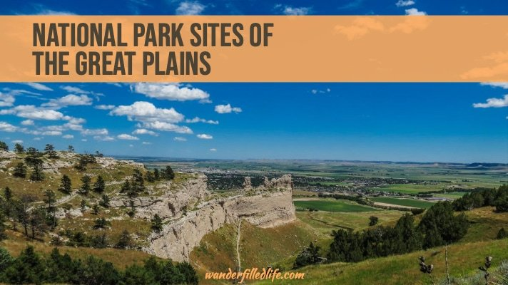 National Park Sites of the Great Plains