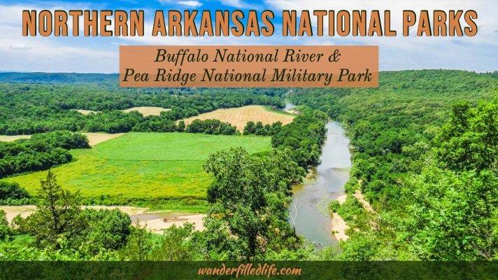 Northern Arkansas National Parks