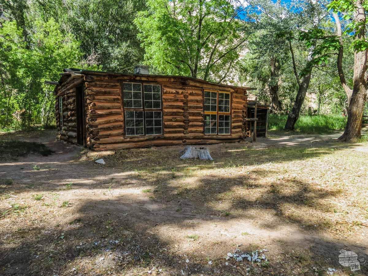 Josie Morris Cabin