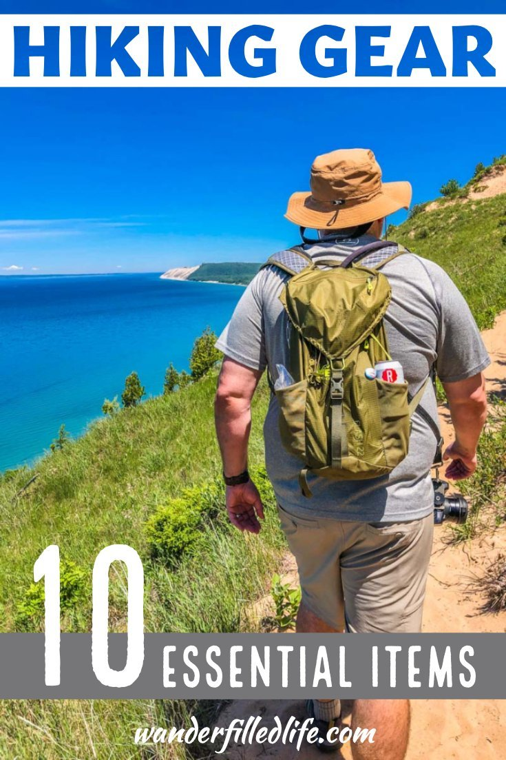 Making sure you have the essential hiking gear every time you go out on the trail can make your journey in the wilderness better and bring you back alive.