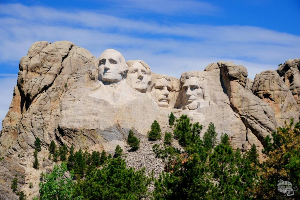Mount Rushmore is just one of many things to do in the Black Hills