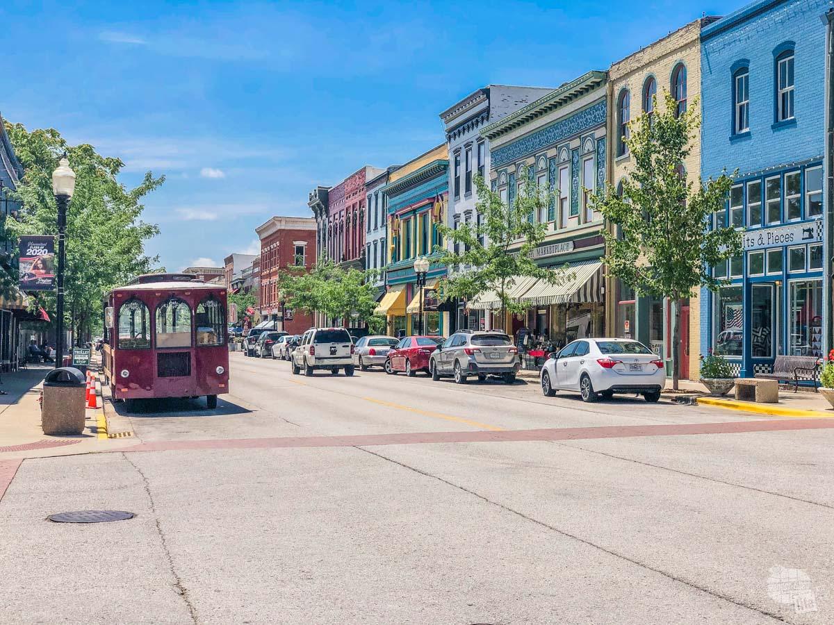 Downtown Hannibal, MO
