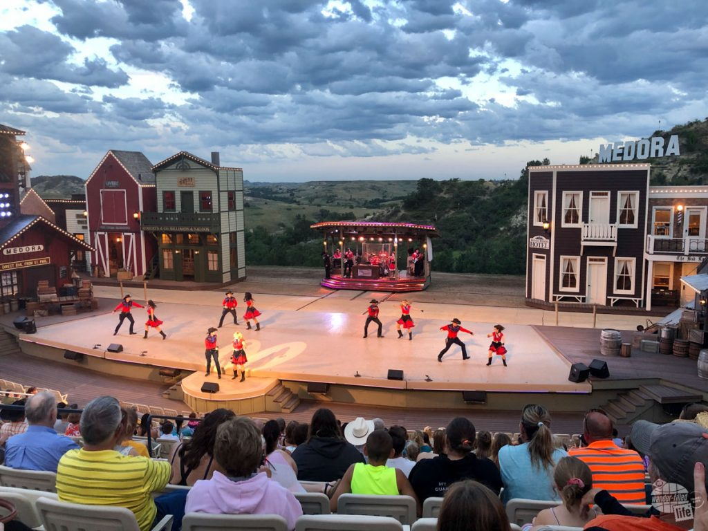The Medora Musical in a must-see when in Medora.