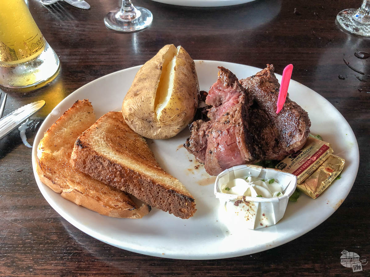 The Alpine Inn is one of the best, inexpensive restaurants in the Black Hills.