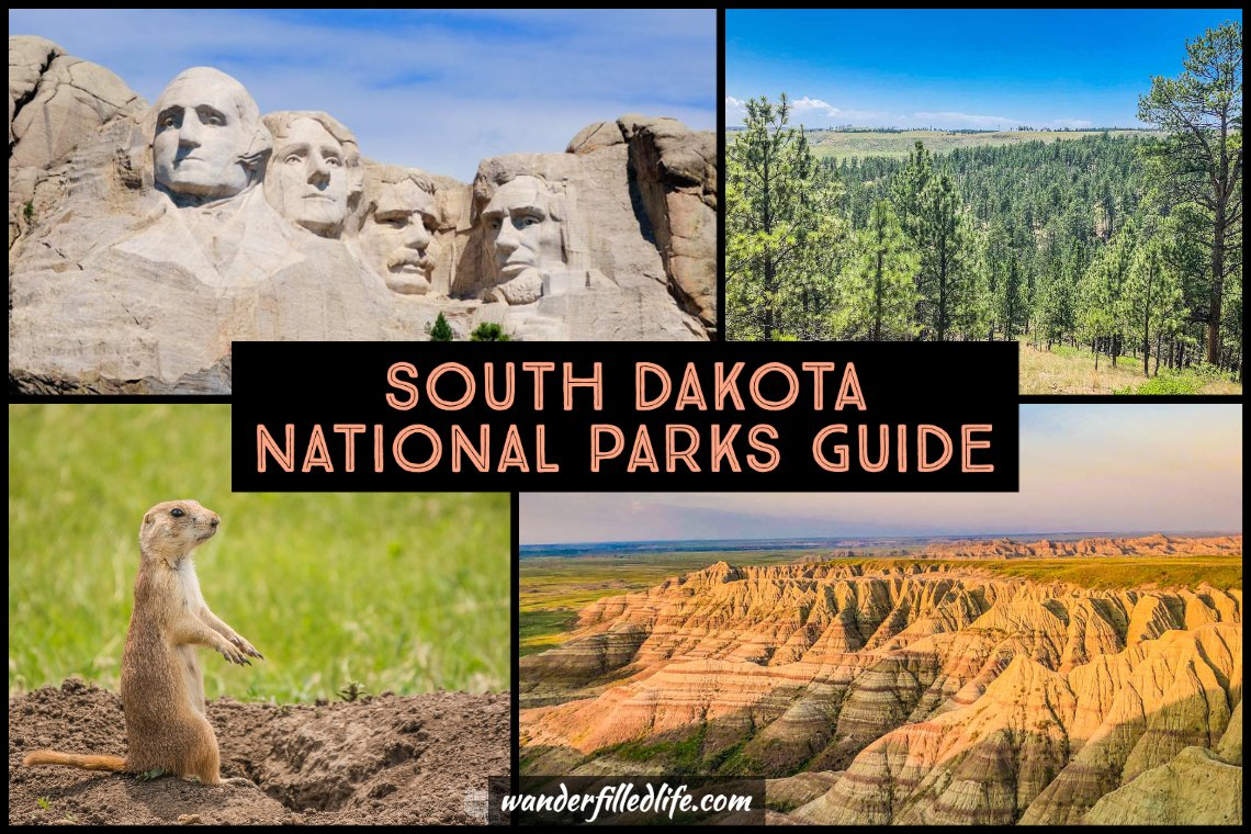 South Dakota National Parks